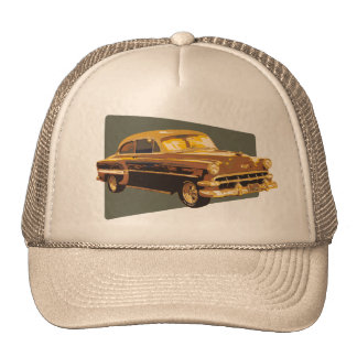 54 Chevy Trucker Hat