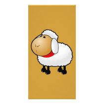 54-Free-Cartoon-Sheep-Clipart-Illustration Card