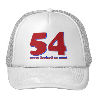 54 years trucker hat