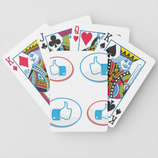 54button bicycle playing cards