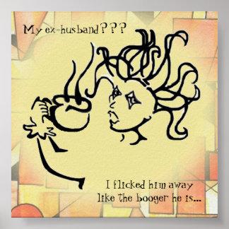 54neu_ausschnitt_5504, coffee2, My ex-husband??... Poster