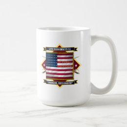 54th Massachusetts V.I. Coffee Mug