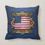54th Massachusetts V.I. Pillow