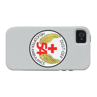 54th Medical Detachment - Dust-Off - Helicopter Am iPhone 4/4S Case