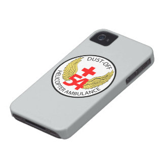 54th Medical Detachment - Dust-Off - Helicopter Am iPhone 4 Covers