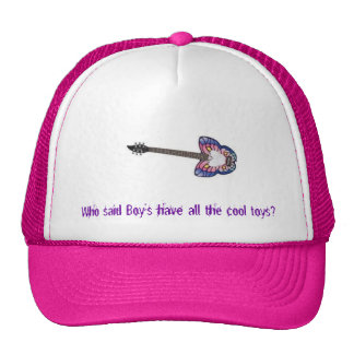 551809jpg, Who said Boy's have all the cool toys? Hat