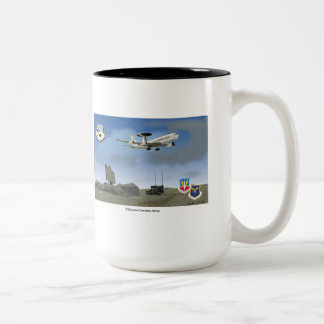 552 ACW Staff Mug, Personalized Two-Tone Coffee Mug