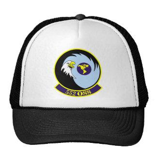 552rd OSS Trucker Hat