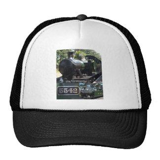 5542 Steam Locomotive Trucker Hat