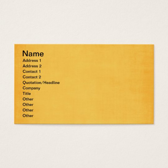 554_solid-yellow-paper SOLID LIGHT YELLOW BACKGROU Business Card
