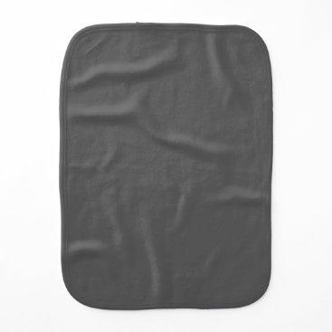 Professional Business #555555 Hex Code Web Color Dark Gray Grey Business Baby Burp Cloth