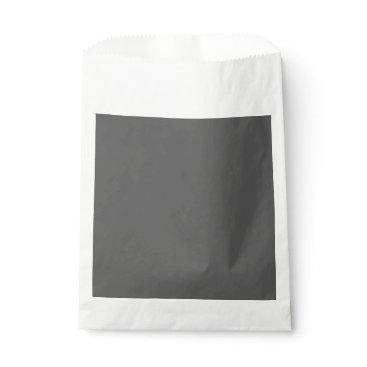 Professional Business #555555 Hex Code Web Color Dark Gray Grey Business Favor Bag