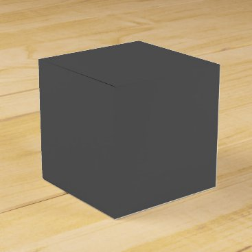 Professional Business #555555 Hex Code Web Color Dark Gray Grey Business Favor Box