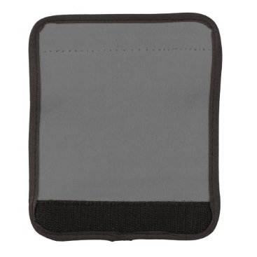 Professional Business #555555 Hex Code Web Color Dark Gray Grey Business Luggage Handle Wrap