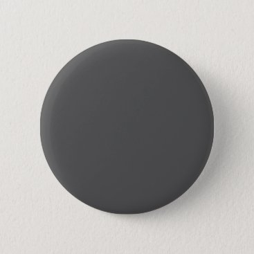 Professional Business #555555 Hex Code Web Color Dark Gray Grey Business Pinback Button
