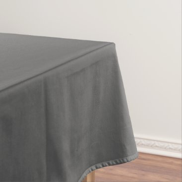 Professional Business #555555 Hex Code Web Color Dark Gray Grey Business Tablecloth