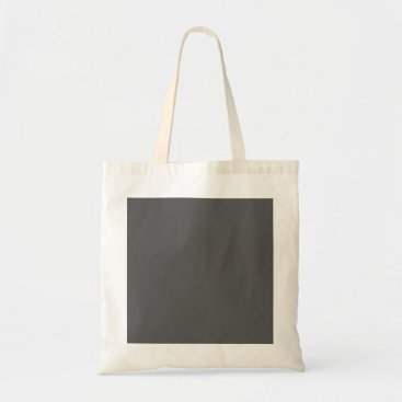 Professional Business #555555 Hex Code Web Color Dark Gray Grey Business Tote Bag