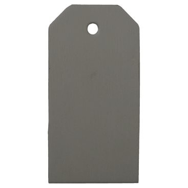 Professional Business #555555 Hex Code Web Color Dark Gray Grey Business Wooden Gift Tags