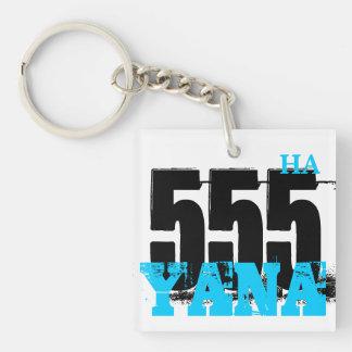 555 YANA KEYCHAIN