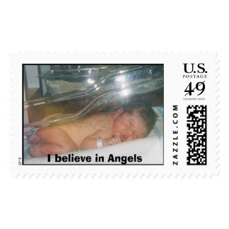 5562600-R1-018-7A-0001, I believe in Angels Postage