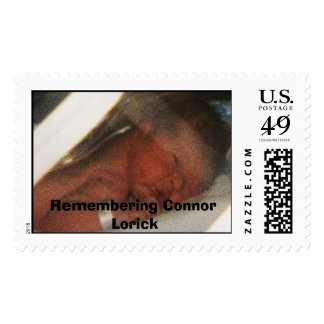 5562600-R2-044-20A-0003, Remembering Connor Lorick Postage