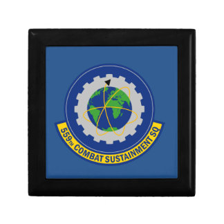 559th Combat Sustainment Squadron Jewelry Box