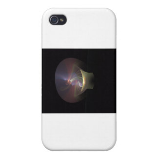 55 1 fractal iPhone 4/4S cases