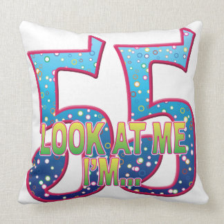 55 Age Rave Look Cushions