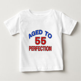 55 Aged To Perfection Baby T-Shirt