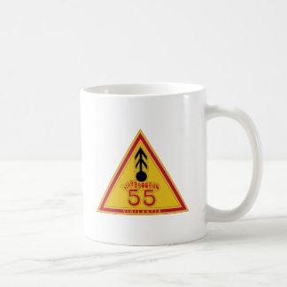 55 Air Defense Artillery Regiment Mug