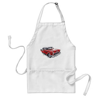 55 Chevy Adult Apron