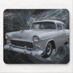 55 Chevy Alfombrilla De Ratón