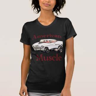 55 chevy American Muscle Tshirts