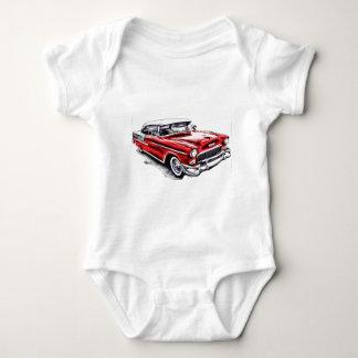 55 Chevy Baby Bodysuit