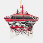 55 chevy car.jpg ceramic ornament