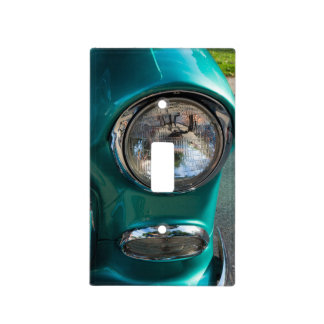 55 Chevy Headlight Light Switch Cover