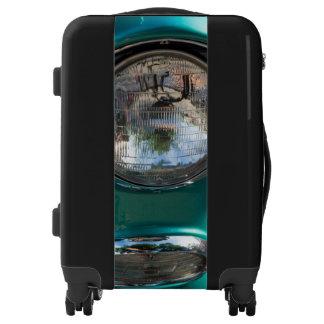 55 Chevy Headlight Luggage