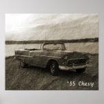 '55 Chevy Impresiones
