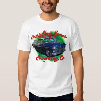 55 Chevy Nomad T Shirt