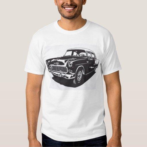55 Chevy T Shirt Zazzle