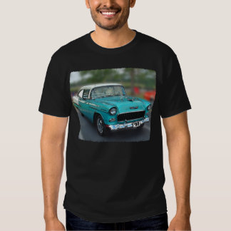 55 Chevy Tee Shirts