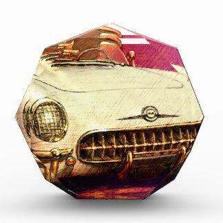 55 Corvette painting Award