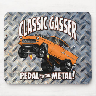 55' Gasser Home & Office Mouse Pad