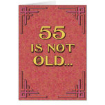 55 is not old cards