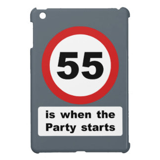 55 is when the Party Starts iPad Mini Cover