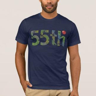 55.o Camiseta de los regalos de cumpleaños