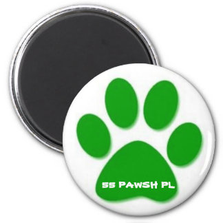 55 Pawsh Place Magnet