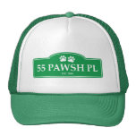 55 Pawsh Place trucker hat