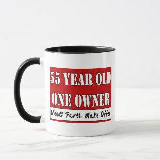 55 Year Old, One Owner - Needs Parts, Make Offer Mug