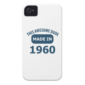 55 YEARS OLD BIRTHDAY DESIGNS iPhone 4 Case-Mate CASES